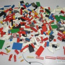 Juegos construcción - Tente: LOTE 0,65 KG PIEZAS TENTE, EXIN. Lote 288086588