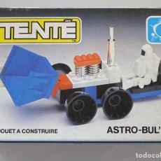 Juegos construcción - Tente: ANTIGUO JUGUETE CONTRUCCION TENTE MIRO MECCANO FRANCIA. VEHÍCULO ESPACIAL ASTRO BUL. 60GR. Lote 289451158