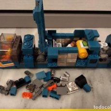 Juegos construcción - Tente: TENTE TITANIUM 0457 - TRANSCOMPUTER - INCOMPLETO. Lote 294086623