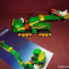 Juegos construcción - Tente: MAGNIFICO TENTE ANTIGUO EQUIPO MOVIL FOSTOSTEREO REF 0725. Lote 294511113