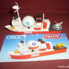 Juegos construcción - Tente: MAGNIFICO TENTE ANTIGUO EOLO REF 0607. Lote 294516503