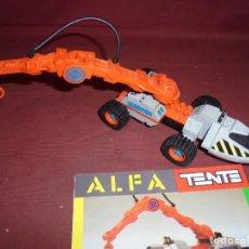 Juegos construcción - Tente: MAGNIFICO TENTE ANTIGUO ALFA REF 0371. Lote 294990328