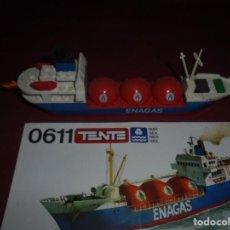 Juegos construcción - Tente: MAGNIFICO TENTE ANTIGUO METANERO REF 0611. Lote 294990648