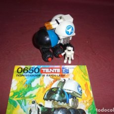 Juegos construcción - Tente: MAGNIFICO TENTE ANTIGUO DESINTEGRADOR DE RAYOS LASER REF 0650. Lote 295281378