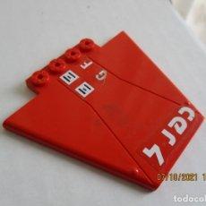 Juegos construcción - Tente: TENTE LOTE DE PIEZA PARA AVION O ELICOPTERO. Lote 295620923