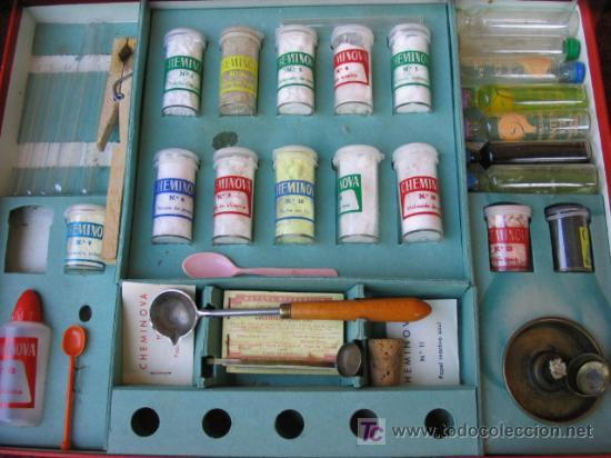 Juegos educativos: Juego de quimica Cheminova numero 3 - Foto 4 - 31219566