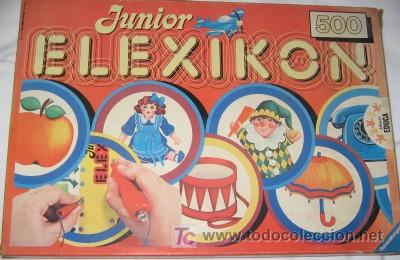 Juegos educativos: ELEXICON JUNIOR DE EDUCA - Foto 1 - 23217999