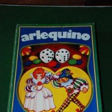 Juegos educativos: ARLEQUINO.JUEGOS EDUCA, DE LOS AÑOS 70. Lote 26423182