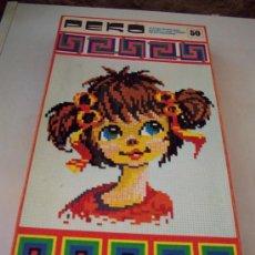 Juegos educativos: PEKO, UN JUEGO DE ARTE PARA APRENDER Y CREAR MÚLTIPLES FIGURAS DECORATIVAS- SIN USAR. Lote 16065223