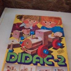 Juegos educativos: DIDAC, 2- JUEGOS EDUCATIVOS GOULA- APRENDER JUGANDO-SIN USAR. Lote 16077783
