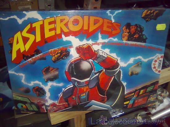 Asteroides De Educa Nueva A Estrenar Precintado Comprar Juegos