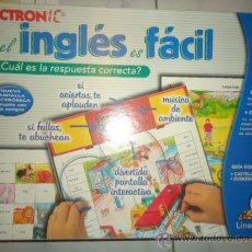 Juegos educativos: JUEGO DE MESA EDUCATIVO APRENDER INGLES 8- 12 AÑOS, DISET. Lote 26248945