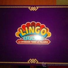 Juegos educativos: LINGO, JUEGO MESA, JUEGO DE PALABRAS. Lote 26563249