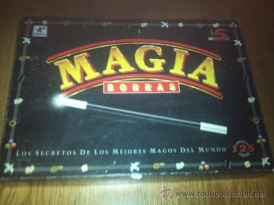 MAGIA BORRAS Nº5 (Juguetes - Juegos - Educativos)