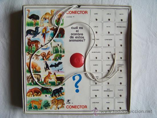 Juegos educativos: Juego Conector Borras - Foto 2 - 44619775