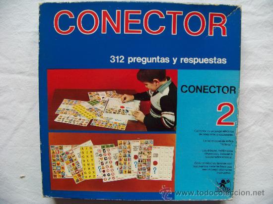JUEGO CONECTOR BORRAS (Juguetes - Juegos - Educativos)