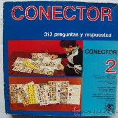 Juegos educativos: JUEGO CONECTOR BORRAS. Lote 44619775