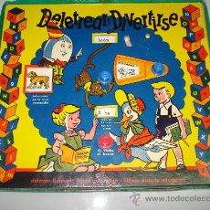 Juegos educativos: ANTIGUO JUEGO EDUCATIVO DELETREAR Y DIVERTIRSE DE NEMROD , VILLARRUBIS Y SAGUI S.A. . AÑO 1950S.. Lote 26095420