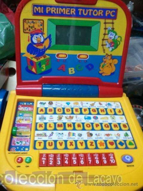 Mi Primer Tutor Pc Con Cantidad De Actividades Comprar Juegos