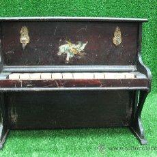 Juegos educativos: PRECIOSO PIANO ANTIQUISIMO . Lote 26853496