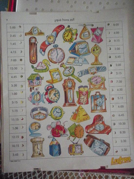 Juegos educativos: lectron junior, doce juegos - Foto 7 - 27198941