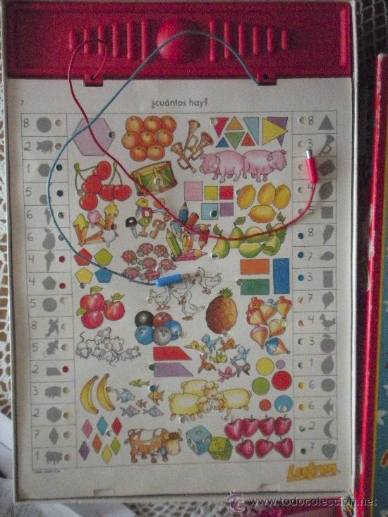 Juegos educativos: lectron junior, doce juegos - Foto 2 - 27198941