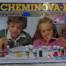 Juegos educativos: CHEMINOVA 1 DE MEDITERRANEO. Lote 28483685