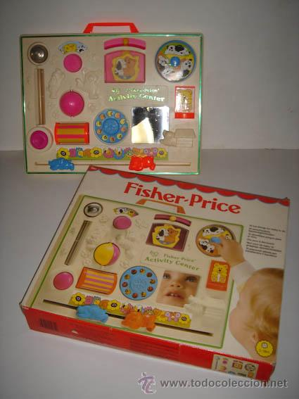 Juegos educativos: Juego de FISHER-PRICE ACTIVITY CENTER - Foto 1 - 29349702