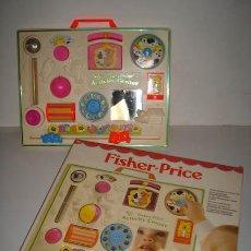 Juegos educativos: JUEGO DE FISHER-PRICE ACTIVITY CENTER. Lote 29349702