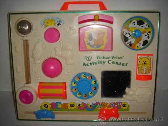 Juegos educativos: Juego de FISHER-PRICE ACTIVITY CENTER - Foto 2 - 29349702