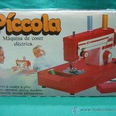 Juegos educativos: MAQUINA DE COSER DE JUGUETE PICCOLA DE JOAL. Lote 29362696