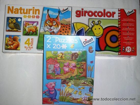 Juegos Educativos A Partir 3 Anos Naturin Gira Comprar Juegos