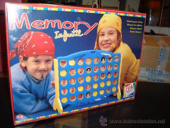 Juego De Mesa Memory Infantil Cefa Toys Ano Comprar Juegos