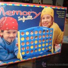 Juegos educativos: JUEGO DE MESA MEMORY INFANTIL - CEFA TOYS - AÑOS 90?? - NUEVO!!!. Lote 29700527