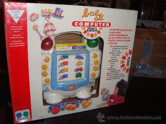Ordenador Infantil Baby Computer De Educa Ano Comprar Juegos