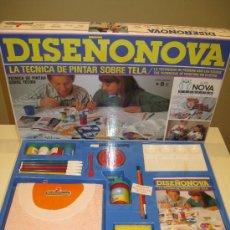 Juegos educativos: DISEÑONOVA DE JUGUETES MEDITERRANEO. Lote 30250866