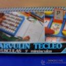 Juegos educativos: PARVULÍN TECLEO MAYÚSCULAS Y MINÚSCULAS FEBER.ESPAÑA AÑOS 80.NUEVO EN CAJA CON RETRÁCTIL DE ORIGEN.. Lote 34476998