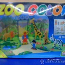 Juegos educativos: ZOO COLOR REF.6560 CHICOS 80S.NUEVO EN CAJA RETRACTILADA.. Lote 31641001