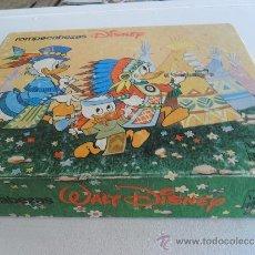Juegos educativos: JUEGO ROMPECABEZA DISNEY DE BORRAS. Lote 33202635