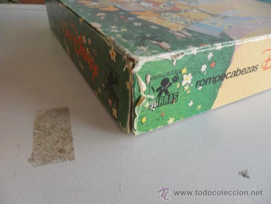 Juegos educativos: JUEGO ROMPECABEZA DISNEY DE BORRAS - Foto 2 - 33202635