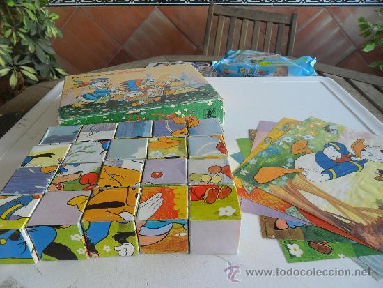Juegos educativos: JUEGO ROMPECABEZA DISNEY DE BORRAS - Foto 3 - 33202635