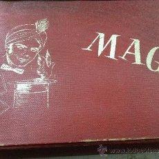 Juegos educativos: MAGIA BORRAS Nº 5 MALETA. Lote 33426495