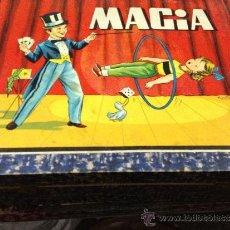 Juegos educativos: MAGIA BORRAS MALETA Nº3. Lote 33427122