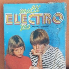 Juegos educativos: ANTIGUO MULTI ELECTRO 720. Lote 34588182