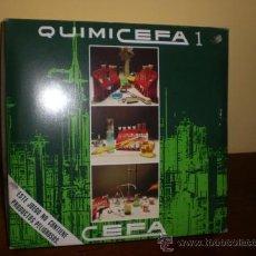 Juegos educativos: QUIMICEFA 1. A ESTRENAR. DE CEFA.. Lote 146979246