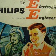 Juegos educativos: PHILIPS ELECTRONIC ENGENEER EE 20 SERIE RADIO KIT. Lote 36364116