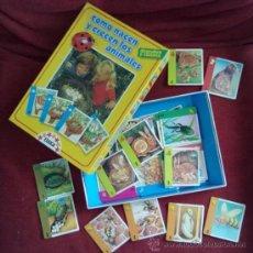 Juegos educativos: COMO NACEN Y CRECEN LOS ANIMALES JUEGOS EDUCA 1994. Lote 36453655