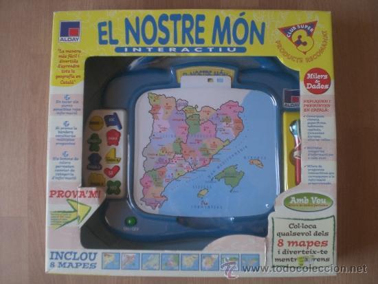 EL NOSTRE MÓN - CLUB SUPER 3 (Juguetes - Juegos - Educativos)