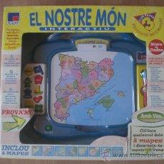 Juegos educativos: EL NOSTRE MÓN - CLUB SUPER 3. Lote 36814607