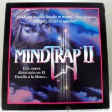 Juegos educativos: JUEGO DE MESA MINDTRAP II * 2 JUGADORES * JUEGOS SPEAR 1997 COMPLETO. Lote 37343406